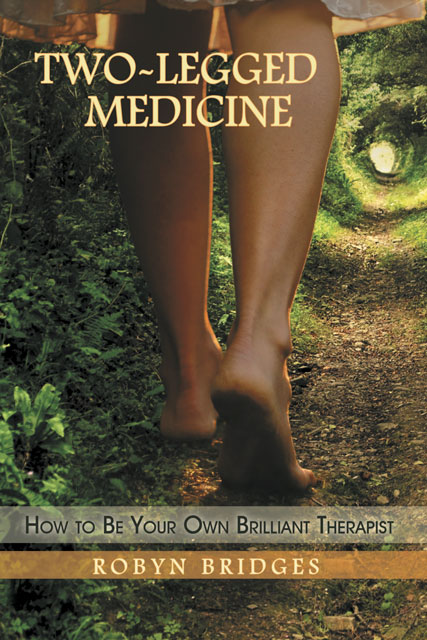 Two-Legged Medicine book by Robyn Bridges